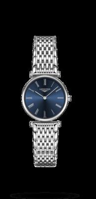 La Grande Classique De Longines Blue Dial 24MM Quartz L42094946