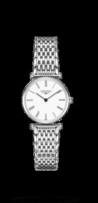 La Grande Classique De Longines White Dial 24MM Quartz L42094116