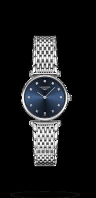 La Grande Classique De Longines Blue Dial 24MM Quartz L42094976