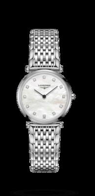 La Grande Classique De Longines Mother of Pearl 29MM Quartz L45124876
