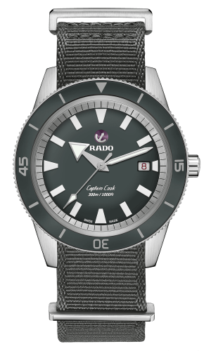 Captain Cook Grey Dial 42MM Automatic R32105103