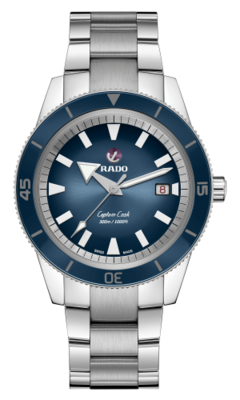 Captain Cook Blue Dial 42MM Automatic R32105203