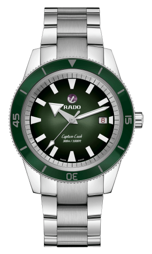 Captain Cook Green Dial 42MM Automatic R32105313