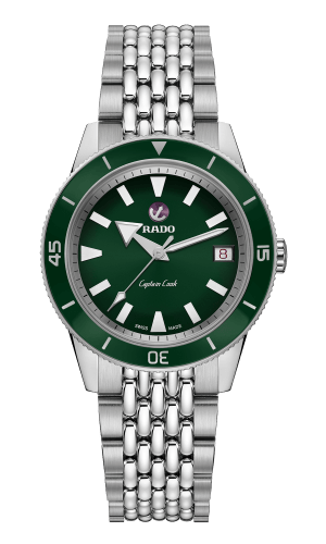 Captain Cook Green Dial 37MM Automatic R32500323