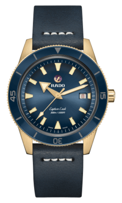 Captain Cook Blue Dial 42MM Automatic R32504205