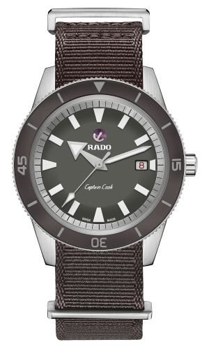 Captain Cook Grey Dial 42MM Automatic R32505016