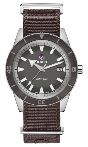 Captain Cook Grey Dial 42MM Automatic R32505018