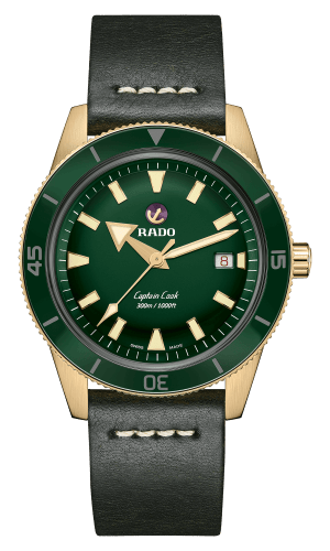 Captain Cook Green Dial 42MM Automatic R32504315
