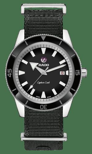 Captain Cook Black Dial 42MM Automatic R32505158