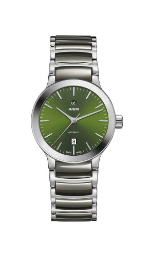 Centrix Green Dial 28MM Automatic R30011312
