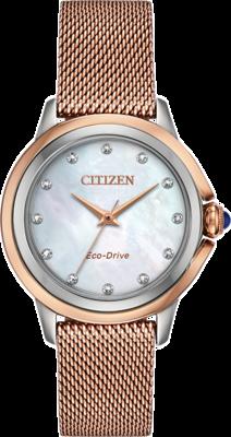 Ceci 32MM Eco-Drive EM0796-75D