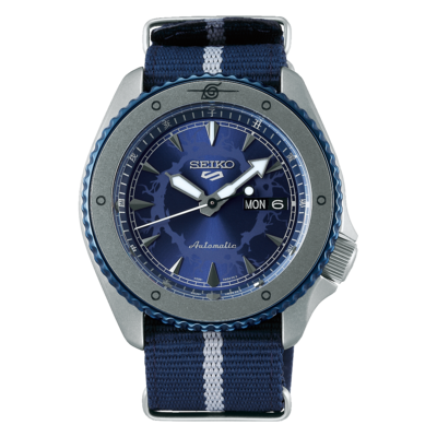 Seiko 5 Sports Special Edition Naruto Dial 43MM Automatic SRPF69K1