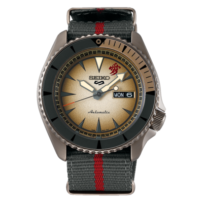 Seiko 5 Sports Special Edition Naruto Dial 43MM Automatic SRPF71K1
