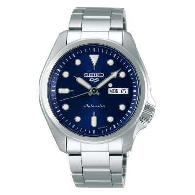 Seiko 5 Sports Blue Ray Dial 40MM Automatic SRPE53K1