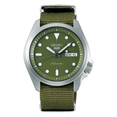 Seiko 5 Sports Green Dial 40MM Automatic SRPE65K1