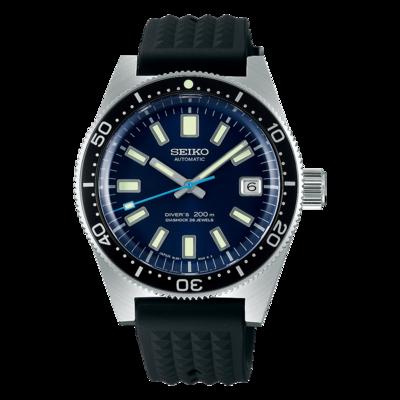 Seiko Prospex Blue Dial 40MM Limited Edition 55th Anniversary Diver Automatic SLA043