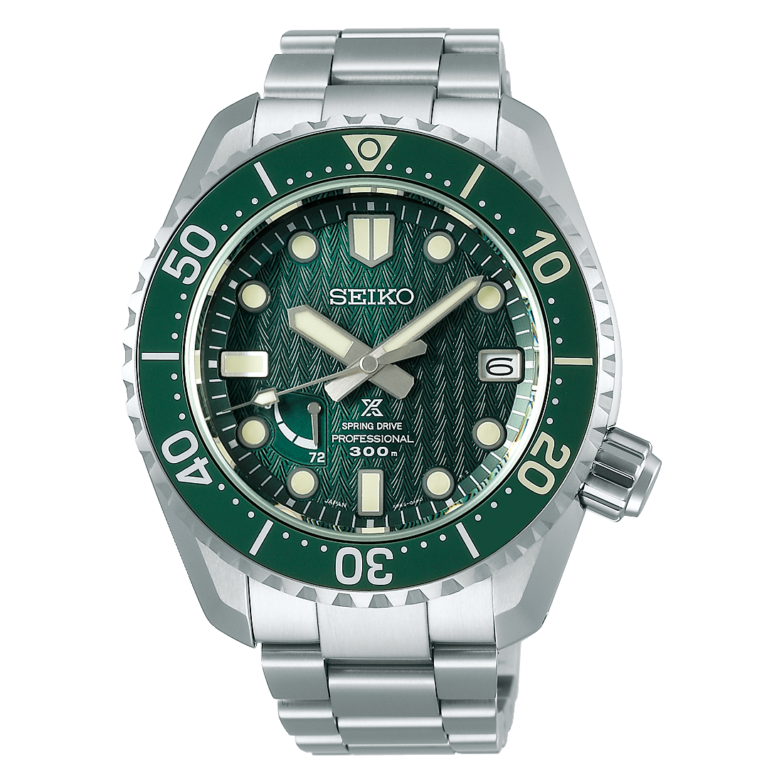 Prospex LX Green Dial 45MM Diver Automatic SNR045