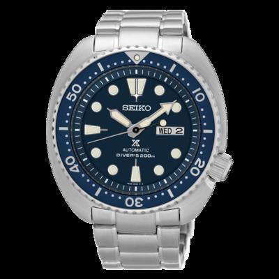 "Prospex Blue Dial 45MM Diver Automatic ""Turtle"" SRP773"