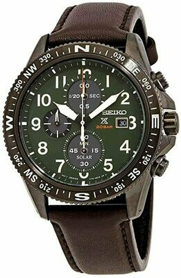 Seiko 5 Sports Brown Dial 40MM Automatic SSC739