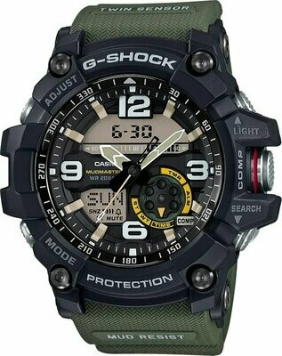 Watch Casio G-Shock Mudmaster Men's GG1000-1A3