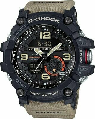 Watch Casio G-Shock Mudmaster Men's GG1000-1A5