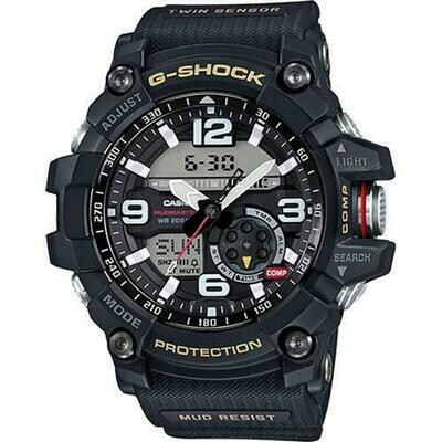 G-SHOCK GG1000-1A MUDMASTER MEN'S WATCH