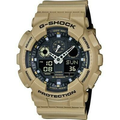 G-SHOCK GA100L-8A MEN'S WATCH