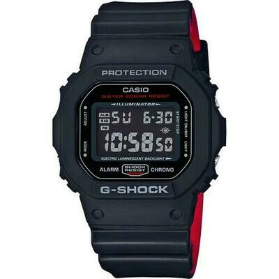 G-SHOCK DW5600HR-1 MEN'S WATCH