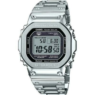 G-SHOCK FULL METAL GMWB5000D-1 MEN'S WATCH