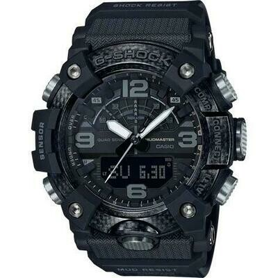 G-SHOCK GGB100-1B MUDMASTER MEN'S WATCH