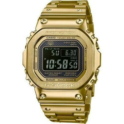 G-SHOCK FULL METAL GMWB5000GD-9 MEN'S WATCH