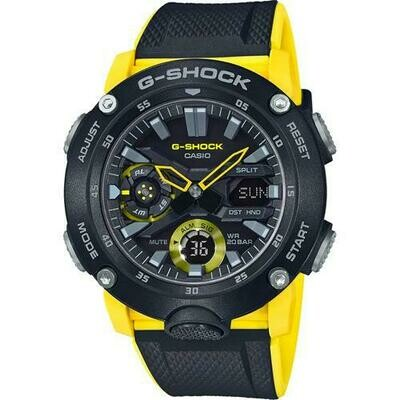 G-SHOCK GA2000-1A9 MEN'S WATCH