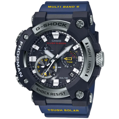 G-SHOCK GWFA1000-1A2 FROGMAN ANALOG MEN'S WATCH