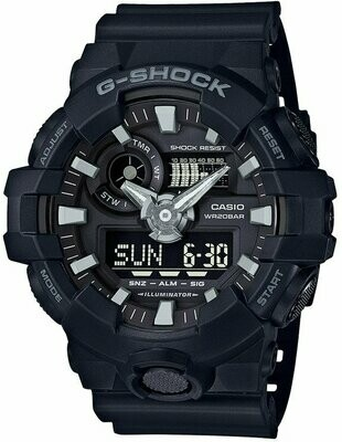 G-SHOCK GA700-1B MEN'S WATCH