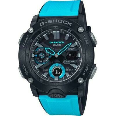 G-SHOCK GA2000-1A2 MEN'S WATCH
