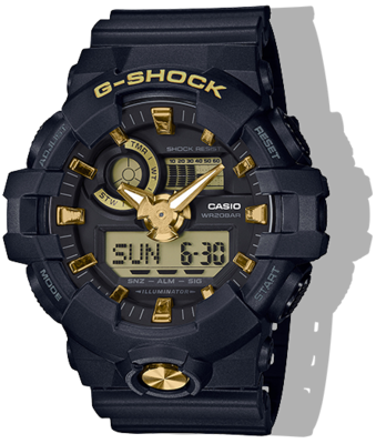 G-SHOCK GA710B-1A9 MEN'S WATCH