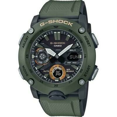 G-SHOCK GA2000-3A MEN'S WATCH