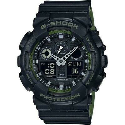 G-SHOCK GA100L-1A MEN'S WATCH