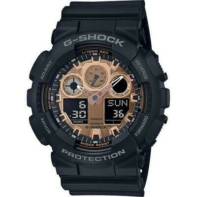 G-SHOCK GA100MMC-1A MEN'S WATCH