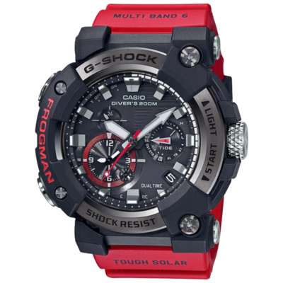 G-SHOCK GWFA1000-1A4 FROGMAN ANALOG MEN'S WATCH