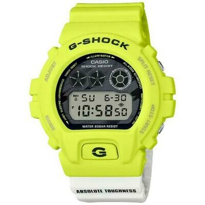 G-SHOCK DW6900TGA-9 MEN'S WATCH