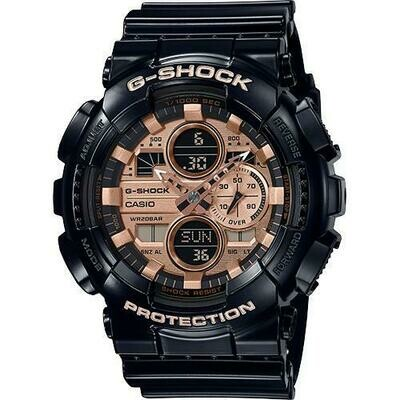 G-SHOCK GA140GB-1A2 MEN'S WATCH