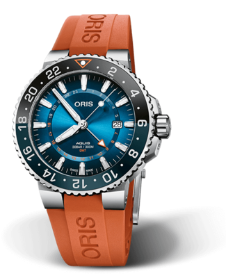 Oris Carysfort Reef Limited Edition Blue Dial 44MM Automatic