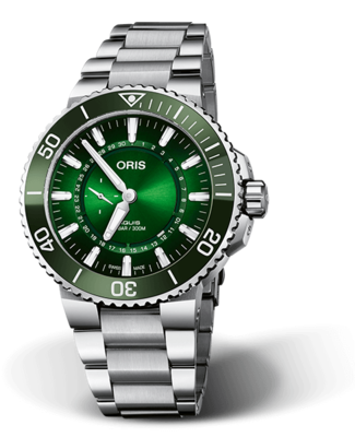 Oris Hangang Limited Edition Green Dial 44MM Automatic