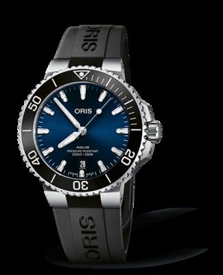 Oris Aquis Date Blue Dial 42MM Automatic