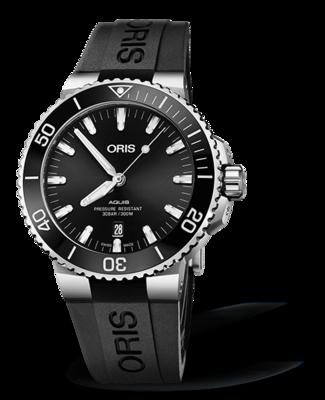Oris Aquis Date Black Dial 44MM Automatic