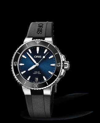 Oris Aquis Date Blue Dial 37MM Automatic