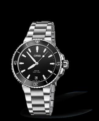 Oris Aquis Date Black Dial 37MM Automatic