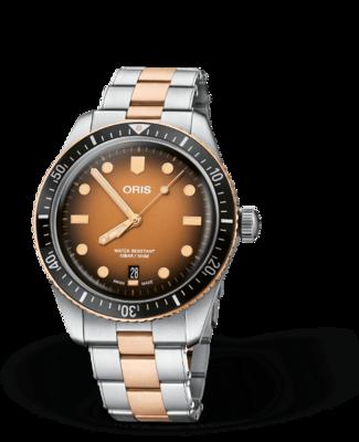 Oris Divers Sixty-Five Bronze Dial 40MM Automatic