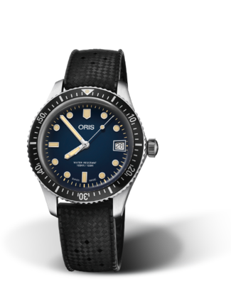Oris Divers Sixty-Five Blue Dial 36MM Automatic